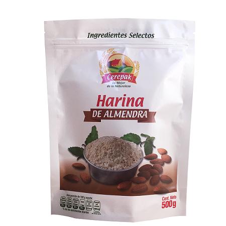 HARINA DE ALMENDRA 500 GCEREPAK