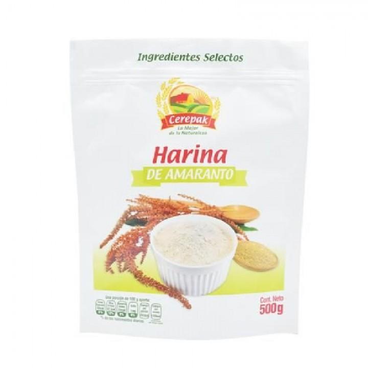 HARINA DE AMARANTO 500 G CEREPAK