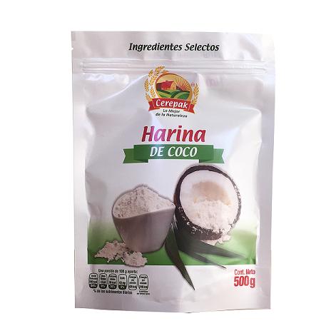 HARINA DE COCO 500 G CEREPAK